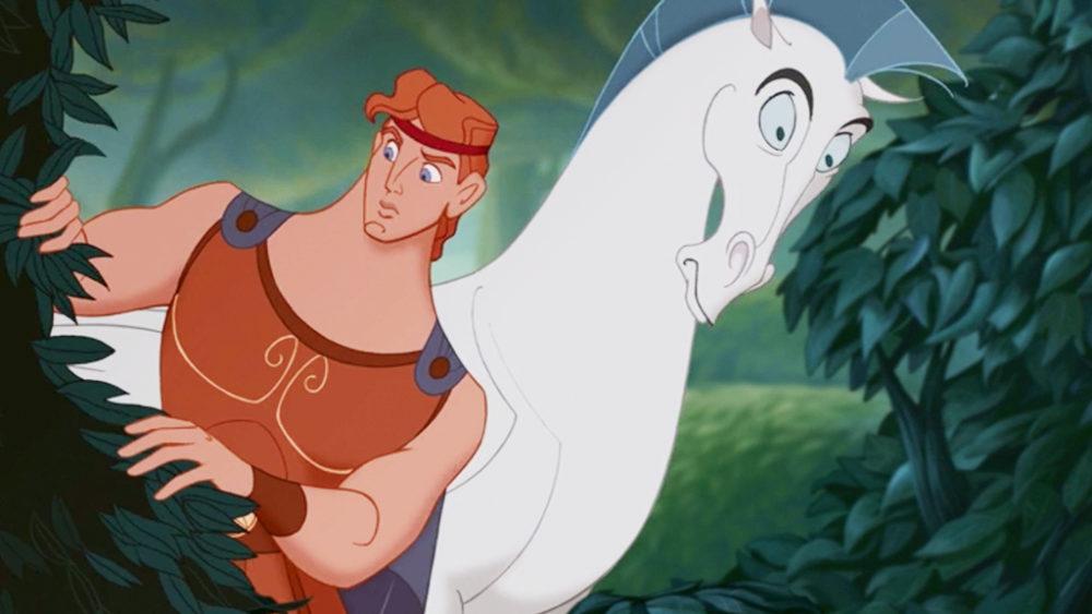 การ์ตูนเฮอร์คิวลิส (Hercules)