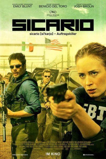 ภาพยนตร์ Sicario (2015) ทีมพิฆาตทะลุแดนเดือด