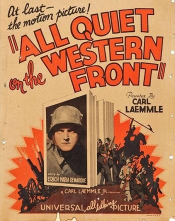 รีวิวหนังเรื่อง All Quiet on the Western Front